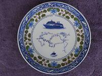 "Grand World Voyage MS Amsterdam Royal Goedewaagen 9.5"""