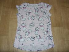 Mädchen - T-Shirt - Aristocats - rosa Gr. 122/128 - H&M - NEU!!!!!