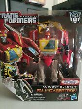 Hasbro Transformers Generations - Fall of Cybertron - Autobot Blaster