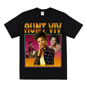 Vintage AUNT VIV Homage T-shirt - Fresh Prince of Bel Air T Shirt Unisex Tee 90s