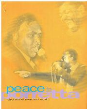 Peace in Porretta. Dieci anni di soul music - Vites Daguerre - nuovo in Offerta!