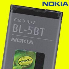ORIGINAL NOKIA BL-5BT AKKU ACCU --- Nokia 2600 Classic 7510 Supernova --- BL5BT