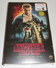 Stranger Things Season 1 Collectors Edition Blu Ray DVD Poster NEW Target Excl