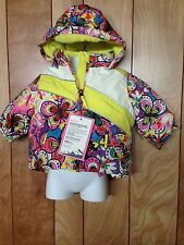 TODDLER GIRL'S THE CHILDREN'S PLACE 3-IN-1 JACKET-SIZE: 6-9 MONTHS