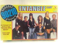 Rare Cardinal Beverly Hills 90210 Entangle Board Game 1991 #5900 gm641