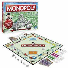 Monopoly Classique Jeu de Societe Enfants Famille Jeu plateau Version française