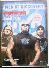 American Chopper: Honoring The Uniform (DVD, 2011)