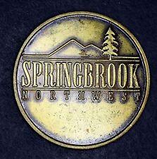 Springbrook Northwest / Serenity Prayer, Medallion Token (5125-64)