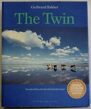 The Twin by Gerbrand Bakker Family Drama Fiction book PB 2010