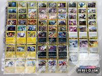 Pokemon TCG - REBEL CLASH COMPLETE 151 CARD SET - ALL HOLO, RARE, UNC, COM