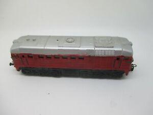 Zeuke / Bttb Escala Tt : Locomotora Diésel, Analógico, Funciona (HV5)