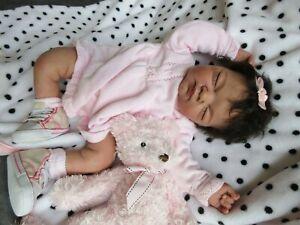 GOLDILOCKS-   Reborn baby GIRL Doll -  ASHTON DRAKE