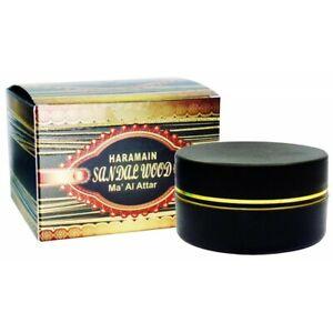 Sandal Wood Ma'al Attar 60gms by Al Haramain - Bakhoor/Incense (Sandalwood)