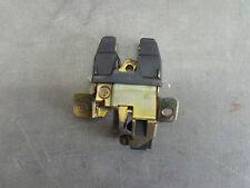 Power Rear Trunk Latch 93 94 95 96 97 98 VW Jetta GLX Black Sedan 4 Dr 2.8 OEM