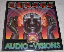 Kansas Audio-Visions LP/ Record
