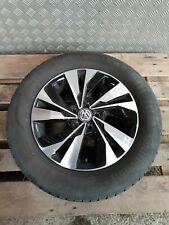 """VW POLO 2018-2020 15"""" ALLOY WHEEL,  2G0601025D With Tyre 4mm 185/65 R15"""