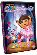 Dora l'exploratrice Dora ballerine DVD NEUF SOUS BLISTER