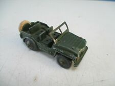 old dinky austin champ jeep