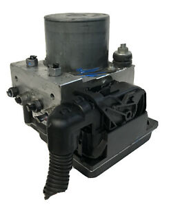 2012 - 2015 Fiat 500 1.4 ABS Anti Lock Brake Pump Module   P68073251AG
