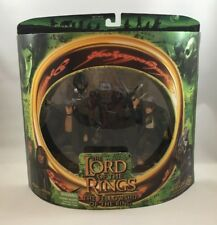 The Lord of the Rings Fellowship of the Ring Merry Pippen Orc 3pak - Toybiz 2001