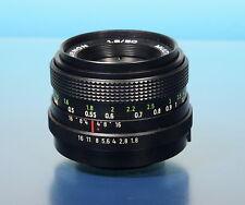 Auto Revuenon 1.8/50mm Multi Coating Lens objectif Objektiv für M42 - (41088)