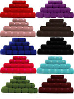 Luxury 100% Egyptian cotton super soft 500 GSM towels hand bath towel sheet SALE