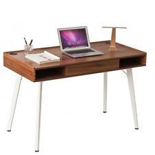 Scrivania ufficio Bizzotto con cassetti e gambe in ferro, scrivanie studio casa