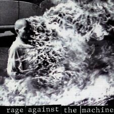 Rage Against The Machine ~ Self Titled ~ NEW CD Album  Bombtrack