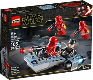 LEGO 75266 Star Wars Sith Troopers Battle Pack - BRAND NEW SEALED