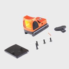 Orange Mini RMR Red Dot Sight Collimator for hunting