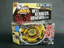 Hell Kerbecs BD145DS BB99 Beyblade Metal Fight + Launcher TAKARA TOMY