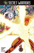 Secret Warriors #4 Comic Book 2017 - Marvel