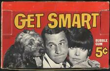 1966 Topps Get Smart 5-Cent Display Box (Top Of The Box Is A Reproduction)