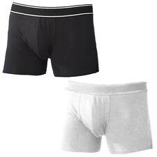 Kariban Mens Elasticated Waist Basic Fitted Boxers Briefs Underwear Size S-XXL