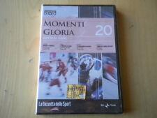 Momenti di gloria 20 sport DVD Baggio Valentino Rossi Senna Trillini Casartelli