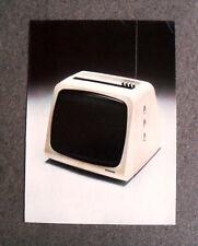 [GCG] L138- Advertising Pubblicità -1972- VOXSON TELEVISORE