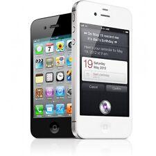 APPLE IPHONE 4 8GB NERO ACCESSORI SMARTPHONE CELLULARE RICONDIZIONATO