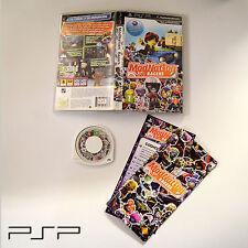 [ PSP ] ModNation Racers PAL Platinum Usato con Manuale Buone Condizioni
