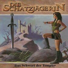 """Die Schatzjägerin CD 2 """"Das Schwert der Templer"""""""