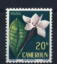 CAMERUN - 1959 - Fiori