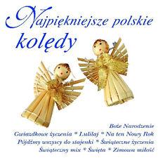 Najpiekniejsze Polskie Koledy - Bayer Full, Ex Problem (CD)  NEW