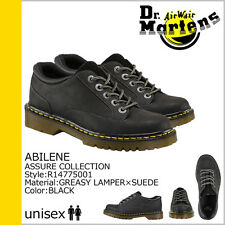 Dr. Martens Women's 1461 Abilene Black Melissa Style Lace To Toe US 7 EU 38 UK 5