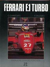 FERRARI F.1 TURBO, CHIAVEGATO & ALESSIO, NEW 1985 FORMULA ONE BOOK, RARE Offer?