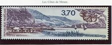 TIMBRE FRANCE OBLITERE N° 2466 LES COTES DE MEUSE / Photo non contractuelle