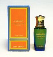 Carmen Victorio & Lucchino eau de toilette 4 ml. mini perfume original