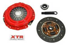 XTR RACING STAGE 1 ORGANIC CLUTCH KIT 82-94 CHEVROLET CAVALIER BERETTA 2.0L 2.2L