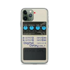 Digital Delay Pedal Guitar FX Pedal iPhone Case