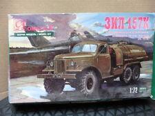 OMERA-K 1/72  SOVIET MILITARY AERODROME PETROL BOWSER WW2 MODEL KIT BOXED