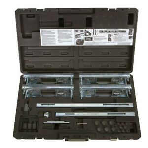Porter-Cable Hinge Butt Template Kit with Carrying Case 59381 New