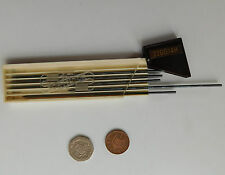 Vintage 4H pencil leads Eagle Turquoise in old Koh-i-Noor Hardtmuth box